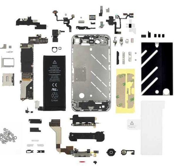 Náhradní díly GSM