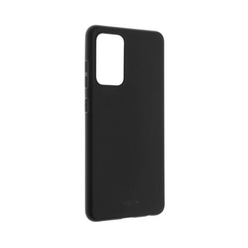 Zadní pogumovaný kryt FIXED Story pro Samsung Galaxy A32 černý