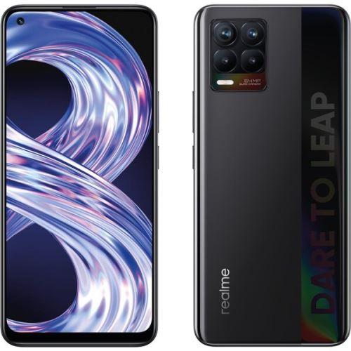 Realme 8 DualSIM 4GB/64GB Cyber Black