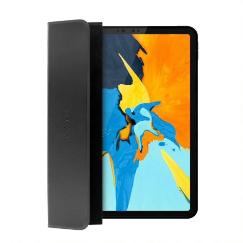 Pouzdro FIXED Padcover pro Apple iPad Air (2020) se stojánkem, podpora Sleep and Wake, tem