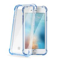 Zadní kryt CELLY Armor pro Apple iPhone 7 Plus/8 Plus, modrý