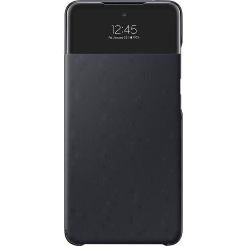 Samsung S View Cover flipové pouzdro Galaxy A52/A52 5G (EF-EA525PBEGEE) černý