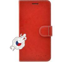 FIXED FIT flip pouzdro Apple iPhone 13 Pro červené