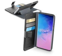 Pouzdro typu kniha Cellularline Book Agenda 2 pro Samsung Galaxy S20 FE, černé