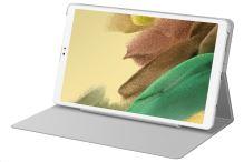 EF-BT220PSE Samsung Book Case for Galaxy Tab A7 Lite Silver