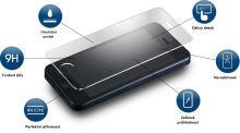 Ochranné temperované sklo kamery pro iPhone 11 Pro, 11 Pro Max, stříbrné
