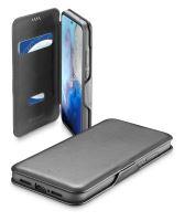 Pouzdro typu kniha Cellularline Book Clutch pro Samsung Galaxy S20, černé